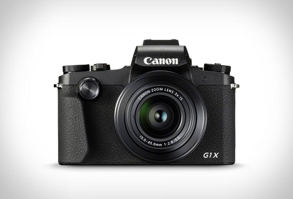Canon G1X Mark III | Image