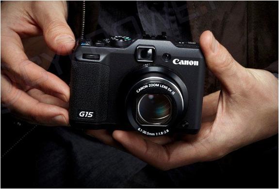 CANON G15 | Image