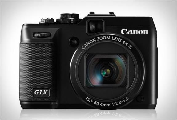 CANON POWERSHOT G1X | Image