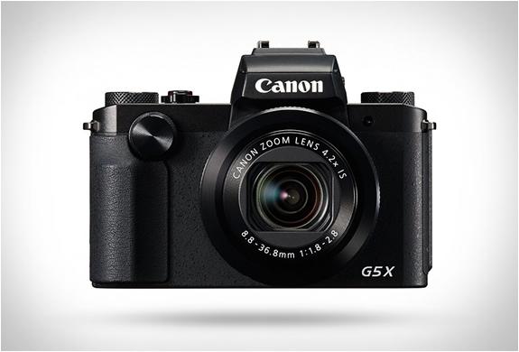 Canon Powershot G5 X | Image