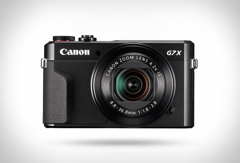 Canon PowerShot G7 X Mark II | Image
