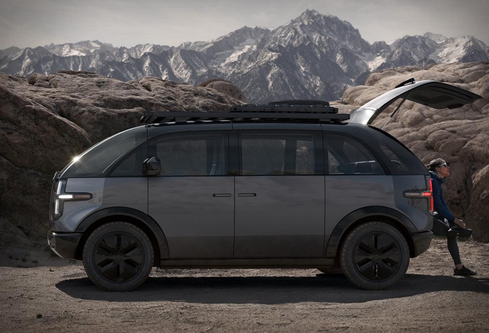 Canoo Adventure Vehicle | Image