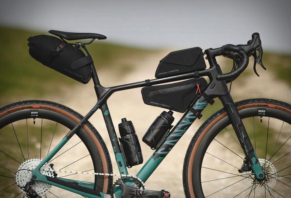 Canyon x Apidura Bikepacking Bags | Image