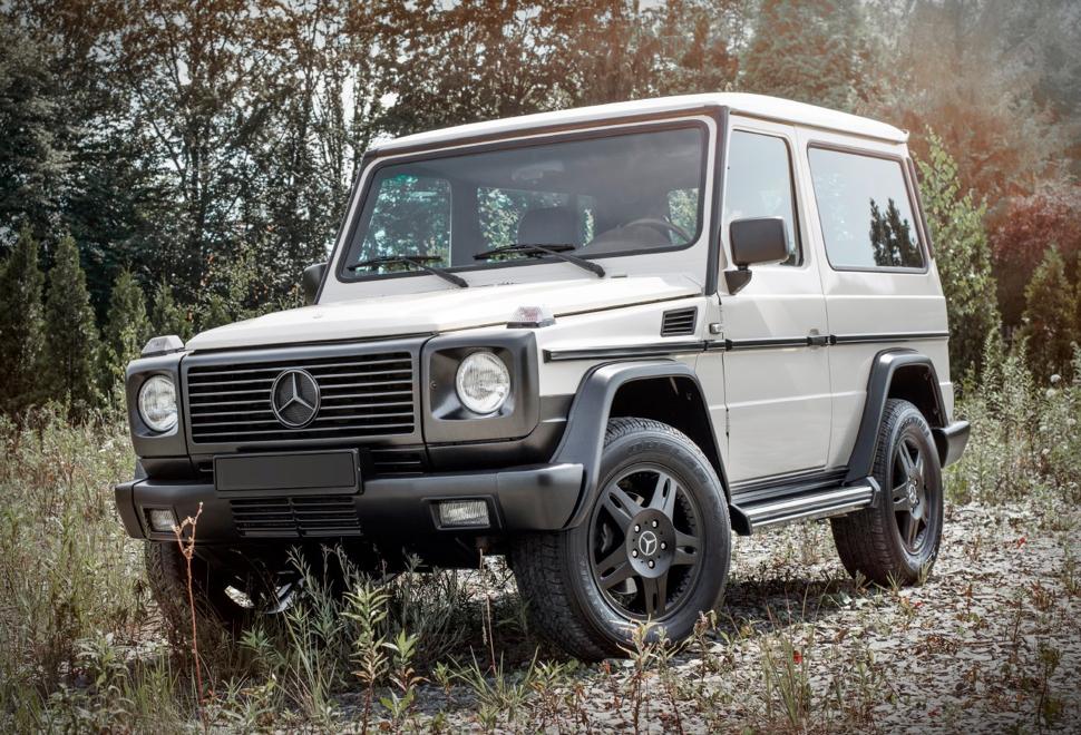 Carlex Design Mercedes G-Wagen | Image