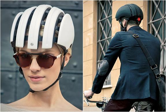 Carrera Premium Foldable Helmet