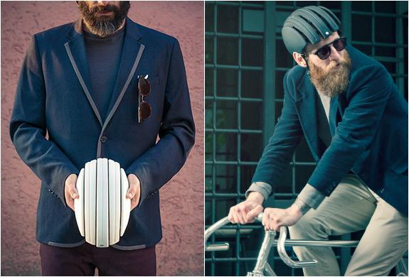 Carrera Premium Foldable Helmet | Image