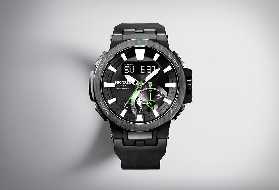 Casio Pro Trek PRW-7000 | Image