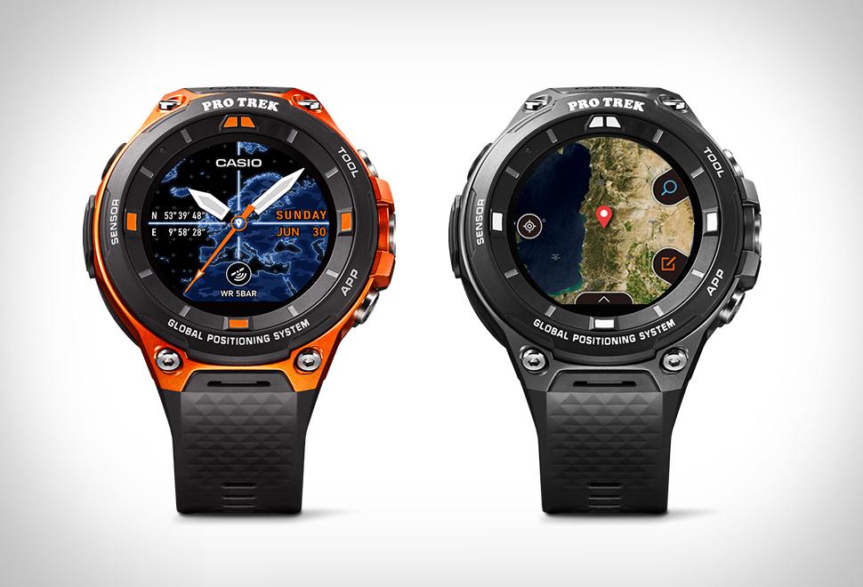 Casio WSD-F20 Smartwatch | Image