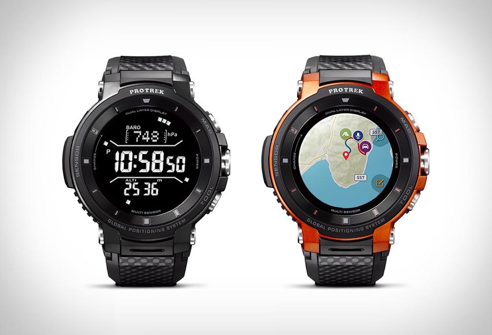 Casio WSD-F30 Smartwatch | Image