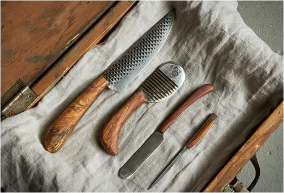 CHELSEA MILLER KNIVES | Image