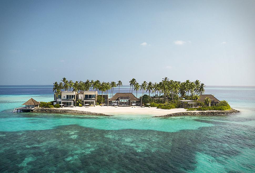 CHEVAL BLANC RANDHELI PRIVATE ISLAND | Image