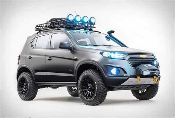 Chevrolet Niva Concept | Image