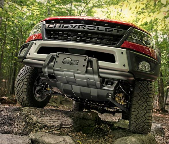 Chevrolet ZR2 Bison