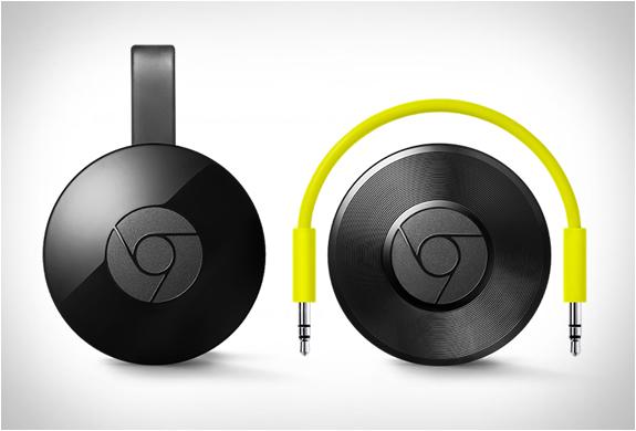 Chromecast & Chromecast Audio | Image