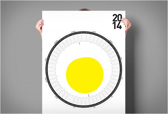 Circular Calendar | Image