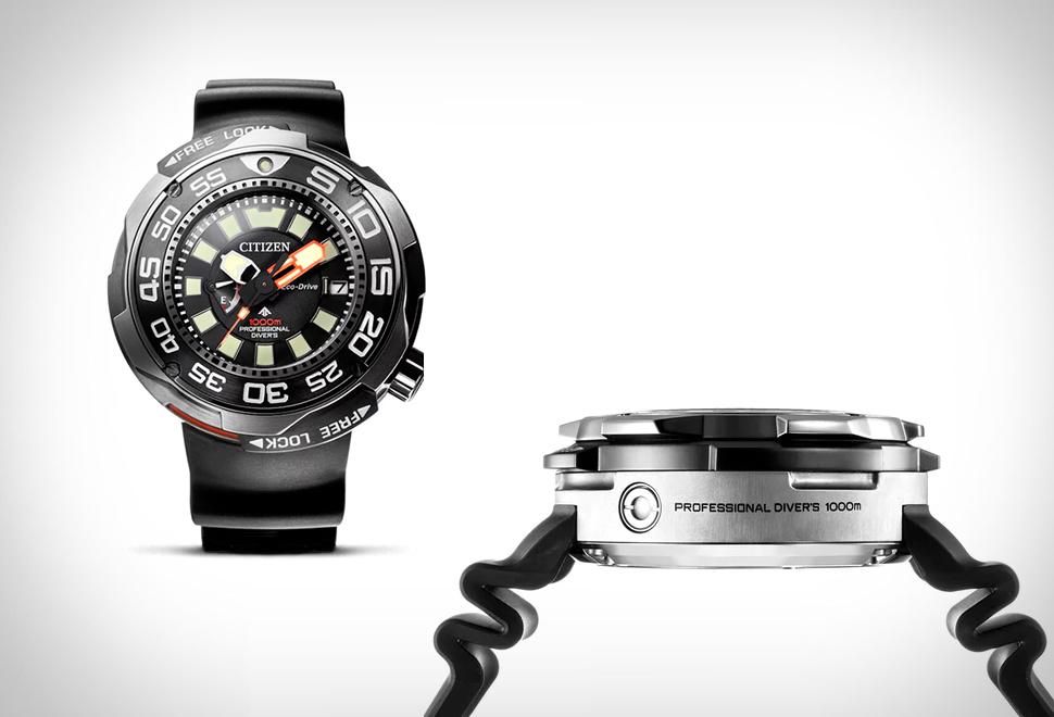 Citizen Eco-Drive Professional Diver | Image