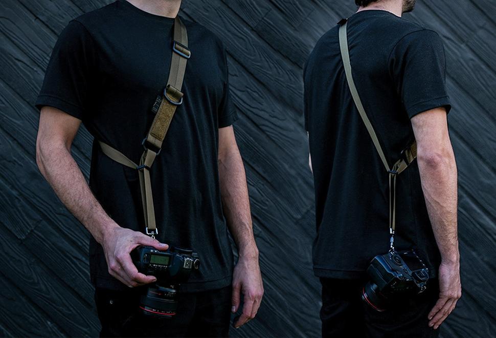 Colfax Design Works Camera Strap