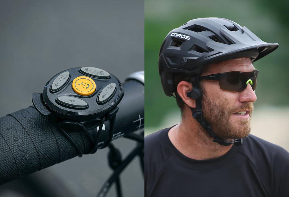 Coros Safesound Helmet | Image