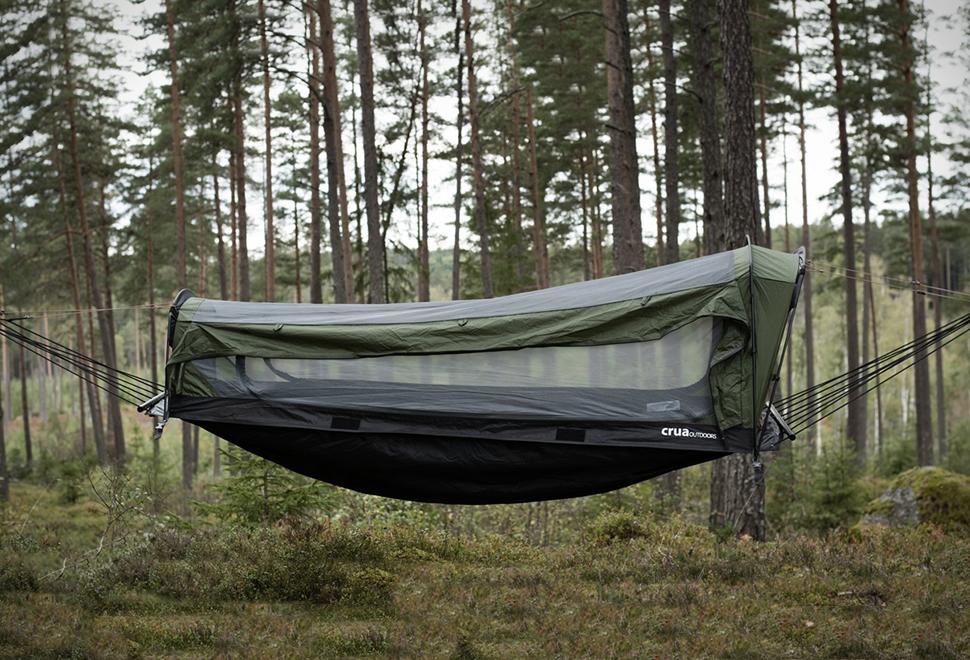 Crua Hybrid Hammock Tent | Image