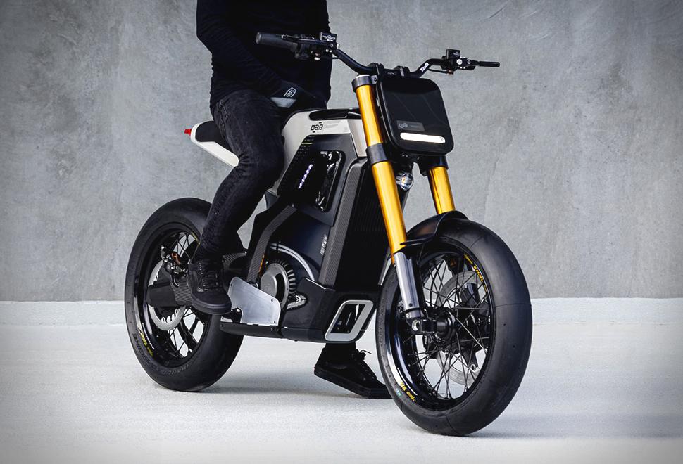 DAB Motors Concept-E | Image