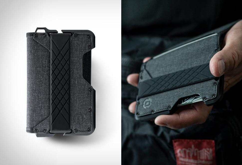 Dango D01 Wallet Black Out Edition | Image