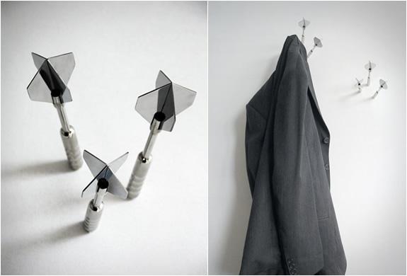 Dart Coat Hooks | Image