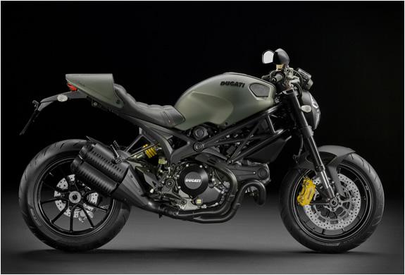 Diesel X Ducati Monster | Image