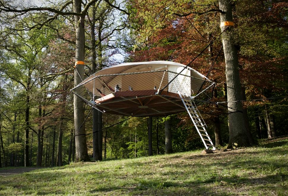 DomUp Treehouse | Image