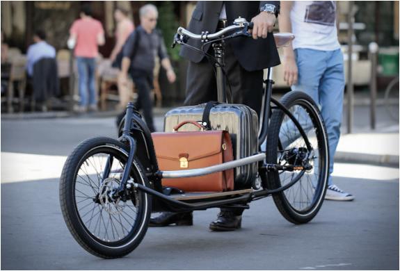 DOUZE CYCLES CARGOBIKE | Image