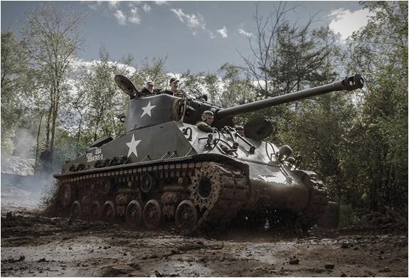 Drive A Tank | Image