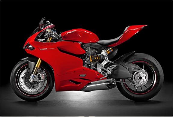 Ducati Superbike 1199 Panigale | Image