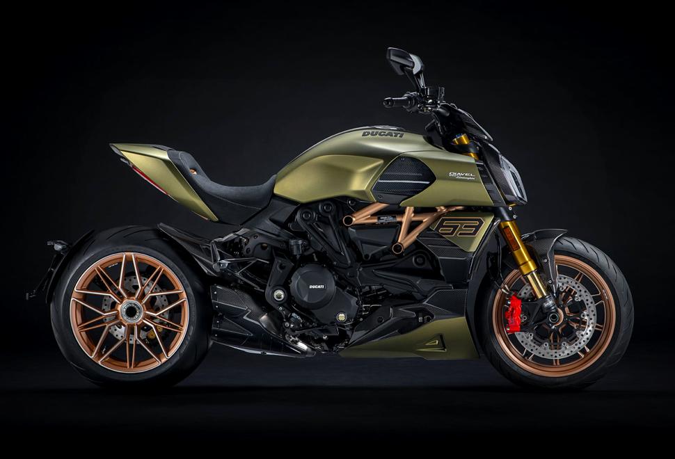 Ducati Diavel 1260 Lamborghini | Image