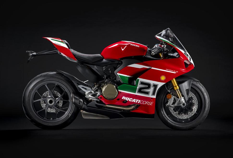 Ducati Panigale V2 Bayliss Edition | Image