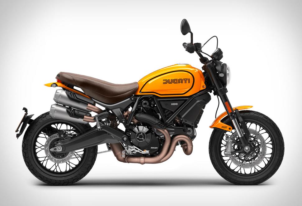 Ducati Scrambler 1100 Tribute Pro | Image