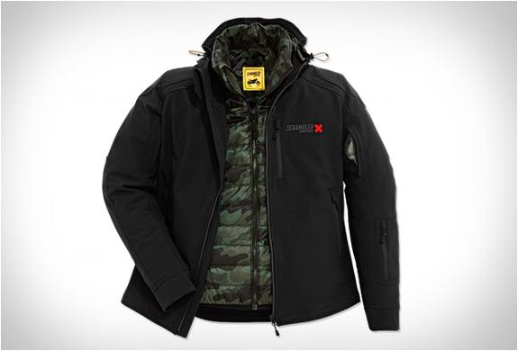 Ducati Scrambler Outdoor Jacket | Image
