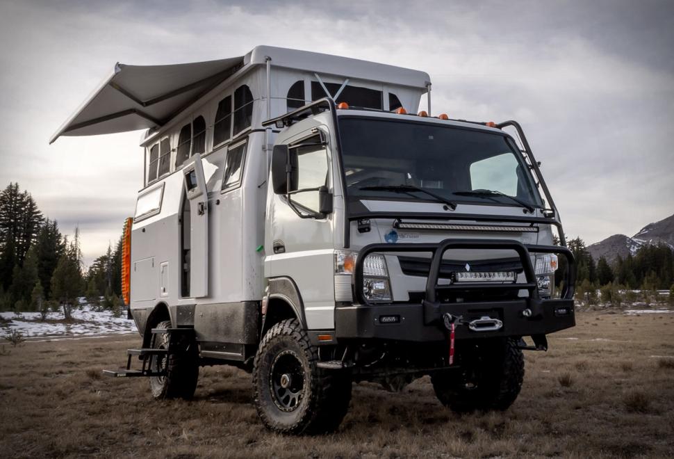 EarthCruiser EXP Camper | Image