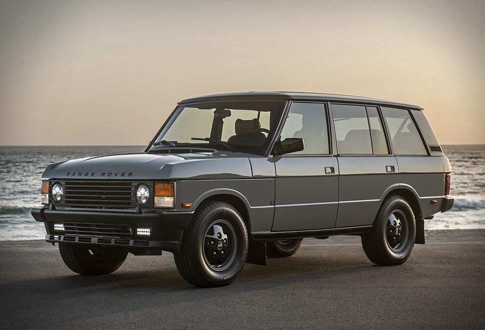 ECD Range Rover Classic | Image