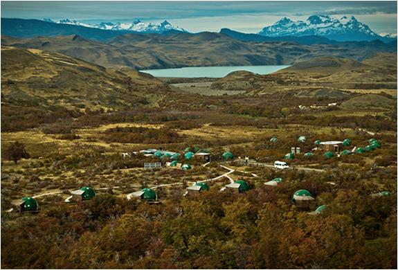 ECOCAMP PATAGONIA | CHILE | Image