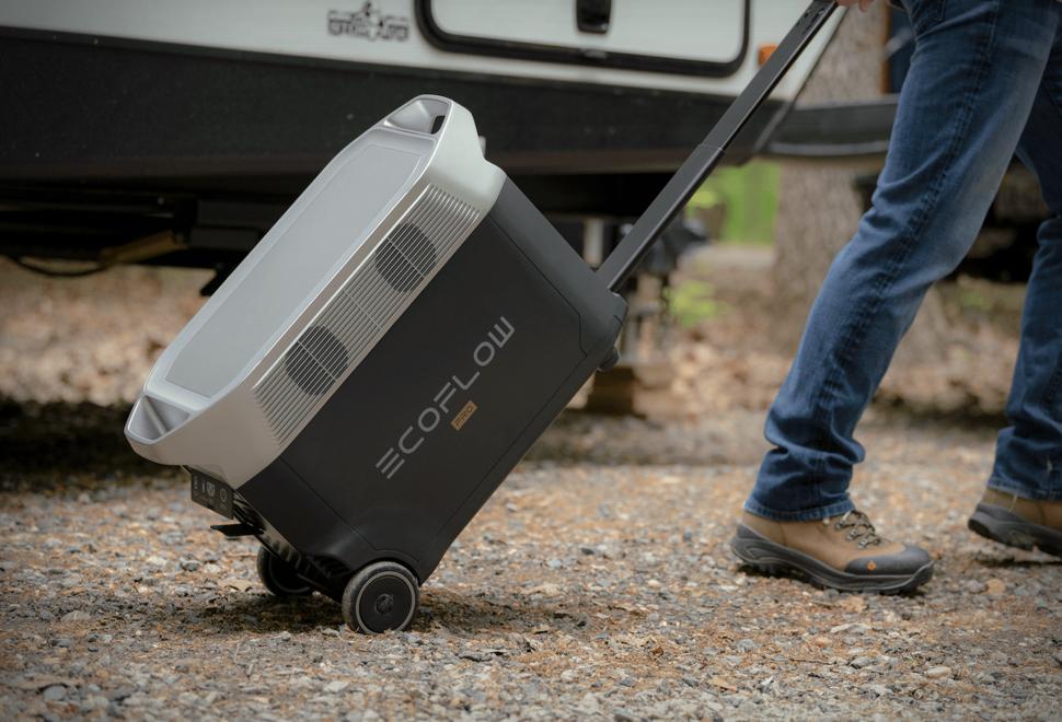 EcoFlow DELTA Pro Portable Battery | Image
