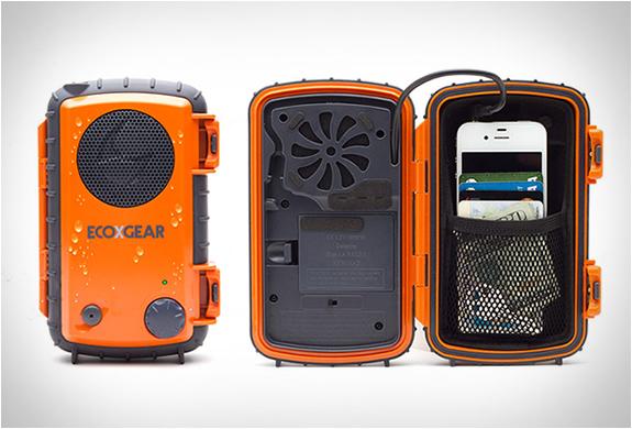 Ecoxpro | Extreme Audio Case | Image
