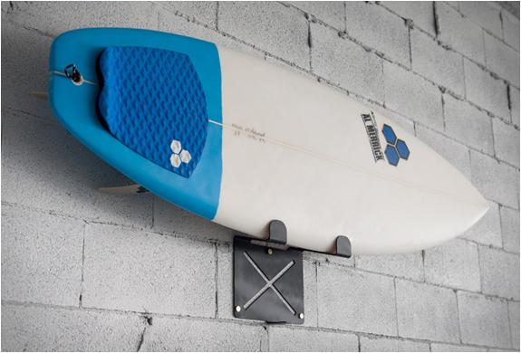 El Gringo | Wall Mounted Surfboard Rack
