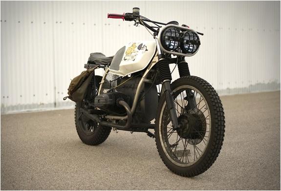 El Solitario Custom Motorcycles | Image