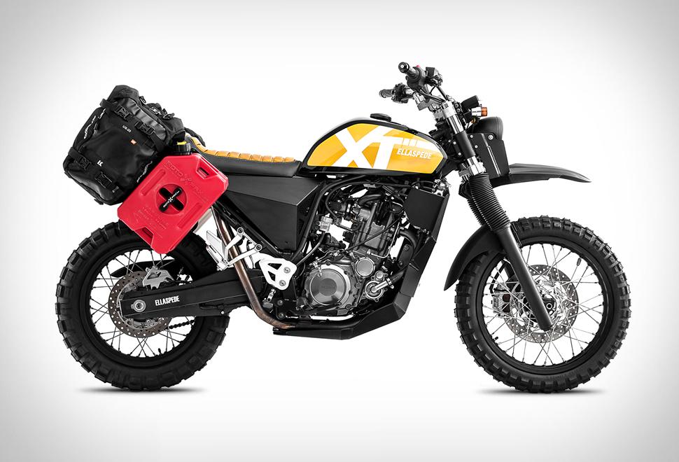 Ellaspede Yamaha Xt660 | Image
