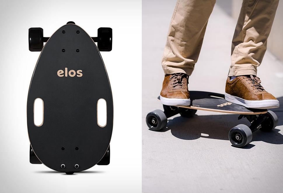 Elos Commuter Skateboard | Image