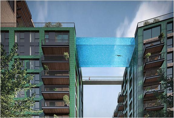 Embassy Gardens Sky Pool | Image