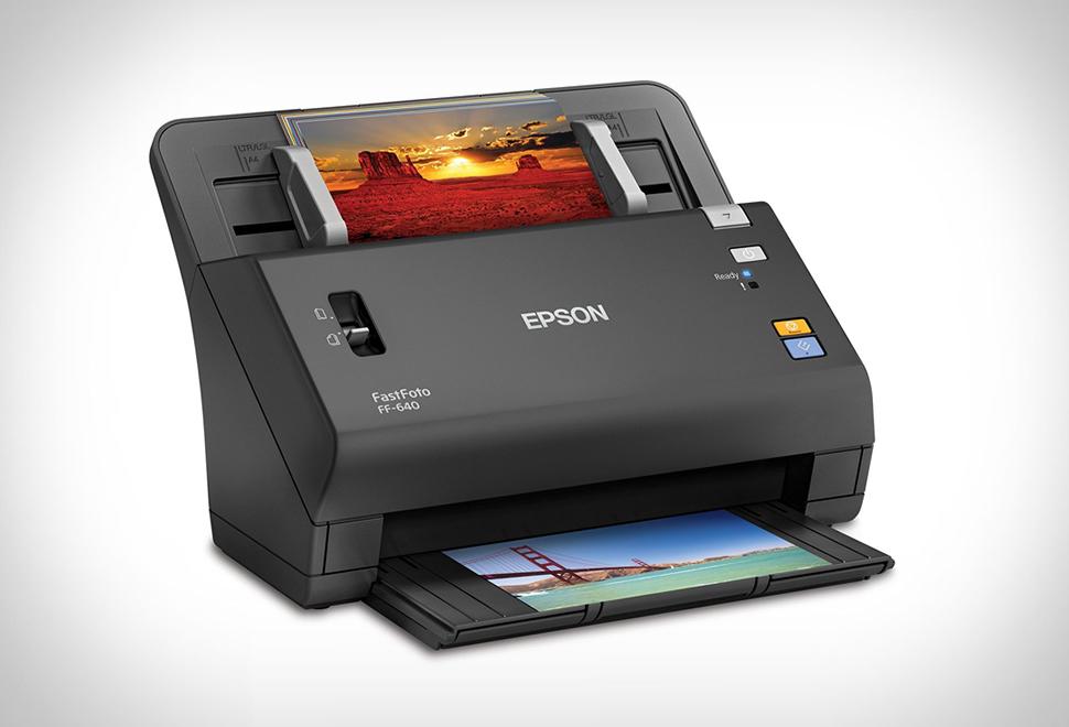 Epson FastFoto Scanner | Image