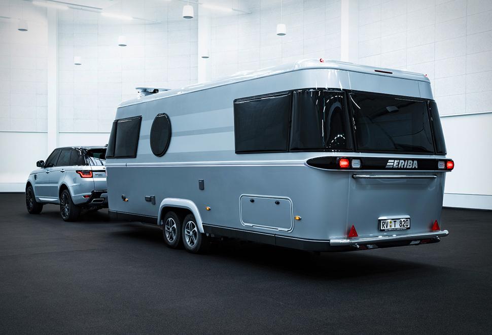 Eriba Touring 820 Caravan | Image