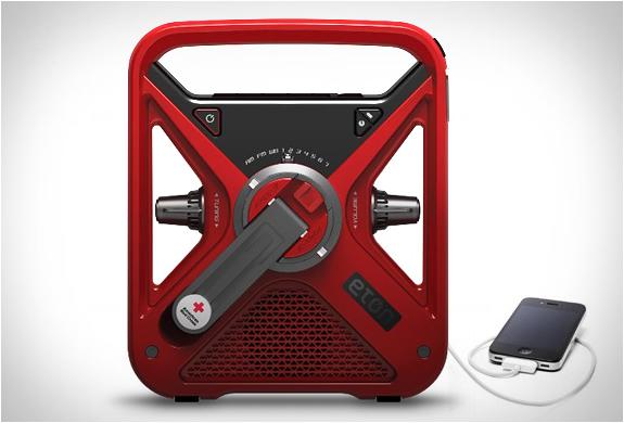 Eton Frx3 | Emergency Smartphone Charger | Image