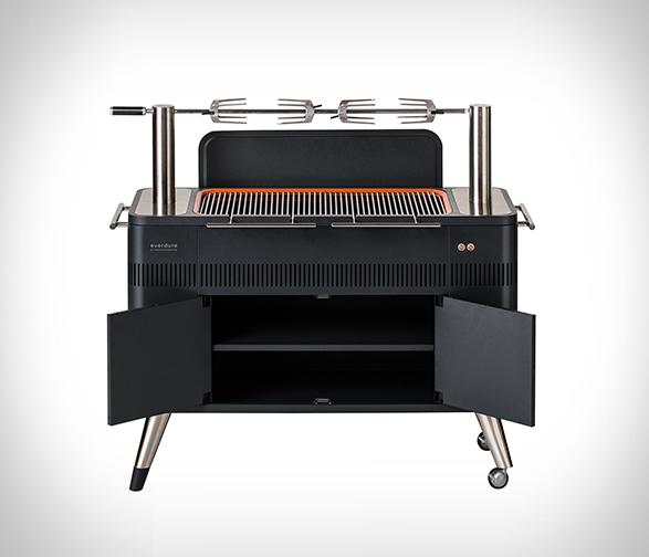 everdure-hub-charcoal-bbq-3.jpg | Image