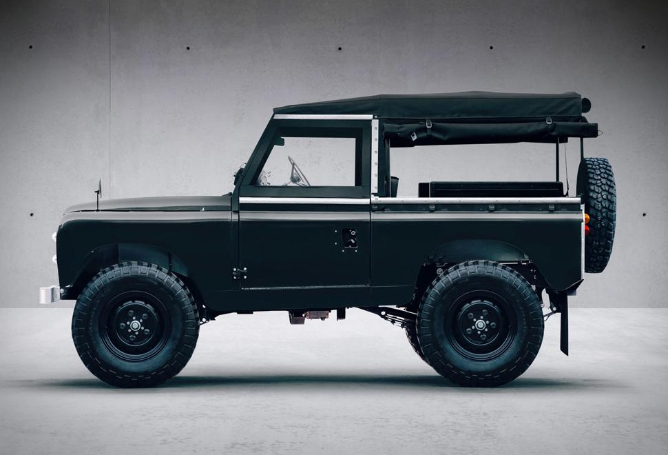 Everrati Electric Land Rover Series IIA | Image